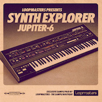 Synth Explorer - Jupiter 6 product image
