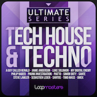 Ultimate Tech House & Techno product image