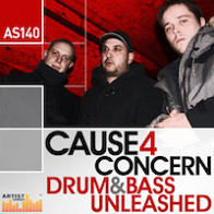 Cause4Concern - Drum & Bass Unleashed product image