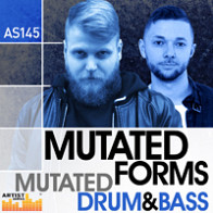 Mutated Forms - Mutated Drum & Bass product image