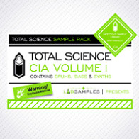 Total Science - CIA Drum & Bass Vol.1 product image