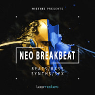Histibe Presents - Neo Breakbeat product image