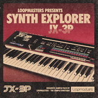 Synth Explorer JX3P product image