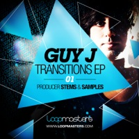 Guy J Transitions EP product image