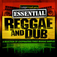 Loopmasters Presents Essentials 04 - Reggae and Dub product image