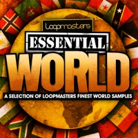 Loopmasters Presents Essentials 15 - World product image