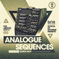 Analogue Sequences - Ableton Live 9.7 product image