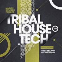 Maison Records - Tribal House & Tech product image