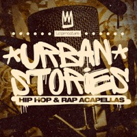 Urban Stories - Hip Hop & Rap Acapellas product image