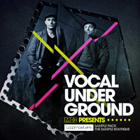 MDE - Vocal Underground product image