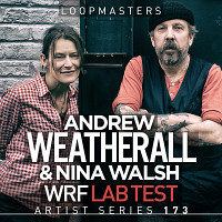 Andrew Weatherall & Nina Walsh WRF Lab Test product image