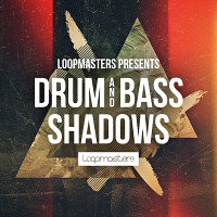 Drum & Bass Shadows Drum N Bass Loops