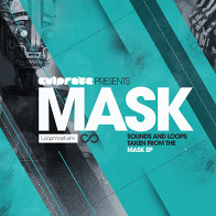 Culprate Presents - Mask product image