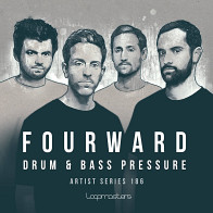 Fourward - Drum & Bass Pressure product image