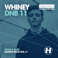 Whiney - Drum & Bass Vol.11 product image