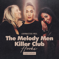 The Melody Men - Killer Club Hooks product image