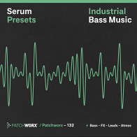 Industrial Bass Music - Serum Presets product image