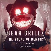 Bear Grillz - The Sound Of Demons product image