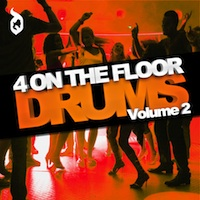 4 On The Floor Drums Vol.2 product image