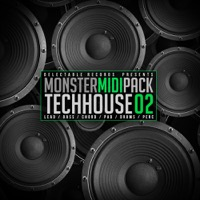 Tech House Monster MIDI Pack Vol.2 product image