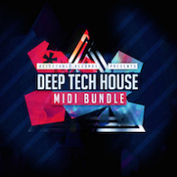 Deep Tech House MIDI Bundle product image