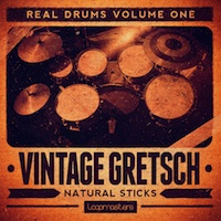 Real Drums Vol.1 - Vintage Gretsch product image