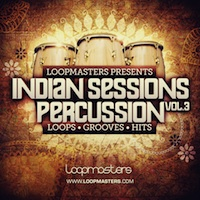 Indian Sessions Percussion Vol.3 product image