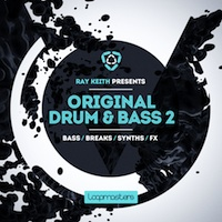 Ray Keith - Original Drum & Bass Vol.2 product image