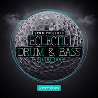 Lynx Presents Eclectic Drum & Bass Vol.2 product image