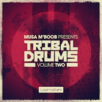 Musa M'Boob - Tribal Drums Vol. 2 product image