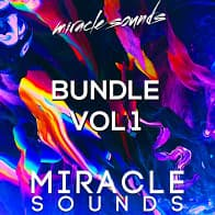 Miracle Sounds Bundle Vol. 1 Electronica / EDM Loops