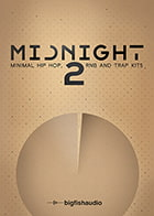 Midnight 2: Minimal Hip Hop, RnB and Trap Kits product image