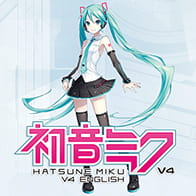 Hatsune Miku V4 English product image