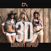 3D Country Hip Hop product image