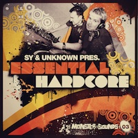 Sy & Unknown - Essential Hardcore product image