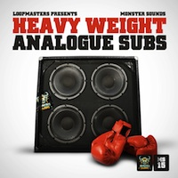 Heavy Weight Analogue Subs product image