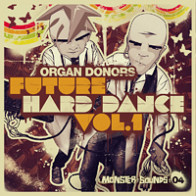 Organ Donors - Future Hard Dance product image