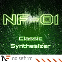 NF-01 Classic Synthesizer product image