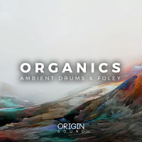 Organics - Ambient Drums & Foley product image