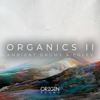 Organics II - Ambient Drums & Foley product image