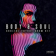 Body & Soul - Soulful Future Drum Kit product image