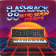 Flashback 88 - Retro Serum Presets product image