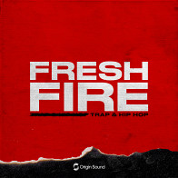 Fresh Fire - Trap & Hip Hop product image