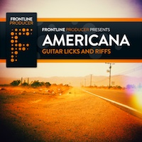 Americana - Guitar Licks And Riffs product image