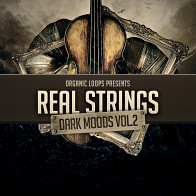 Real Strings - Dark Moods 2 product image
