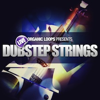 Live Dubstep Strings product image