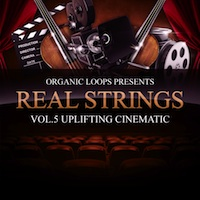 Real Strings Vol.5 - Uplifting Cinematic product image