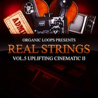 Real Strings Vol.5 - Uplifting Cinematic Strings Part 2 product image