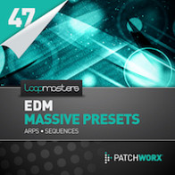 EDM Massive Presets - Arps & Sequences product image