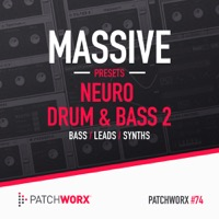 Neuro Drum & Bass 2 - Massive Presets product image
